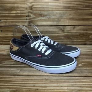 Levi's Canvas Casual Sneakers